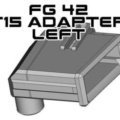 T15_A_LEFT.jpg Download free STL file T15 Universal Magazine Adapter left • 3D printer template, UntangleART