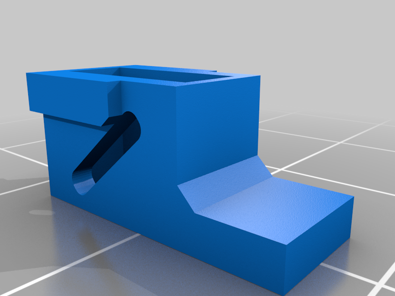 TMC_TO_MCS_BOLT_slide_v3.png Download free STL file Tippmann TMC to MCS BOLT or Blizzard Adapter with dual mag cover • 3D print model, UntangleART