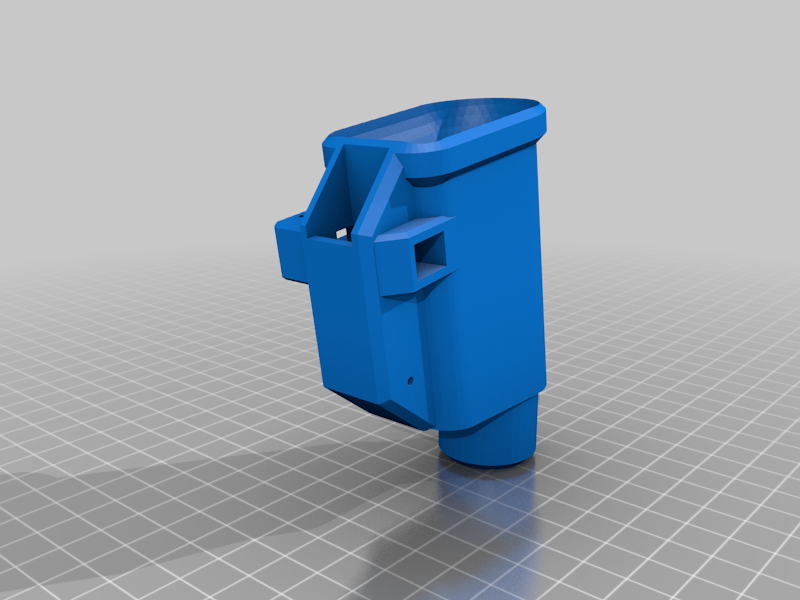 TIPX_MAGWELL_v6.png Download free STL file Tippmann TiPX Mag Adapter TOP • Design to 3D print, UntangleART