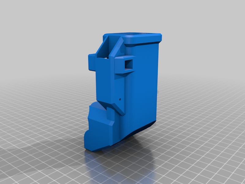 TIP_C_MA_TOP.png Download free STL file TIPX to cyclone Magazine Adapter TOP • 3D printer model, UntangleART