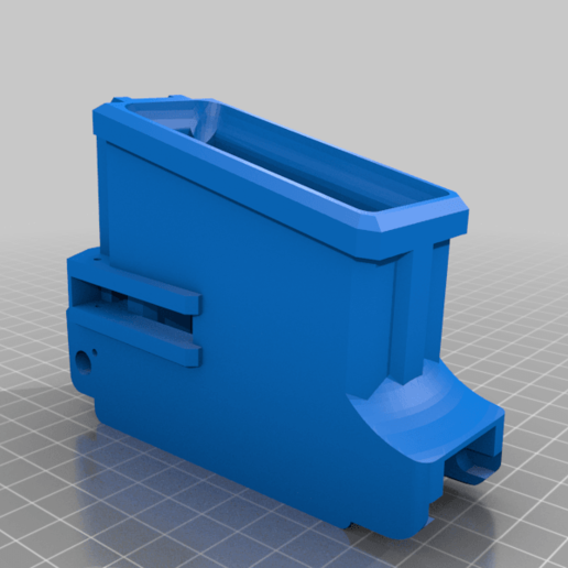 T15_MCS_BOLT_FSE..png Download free STL file Firststrike T15 to MCS BOLT or Blizzard Adapter • 3D printer template, UntangleART