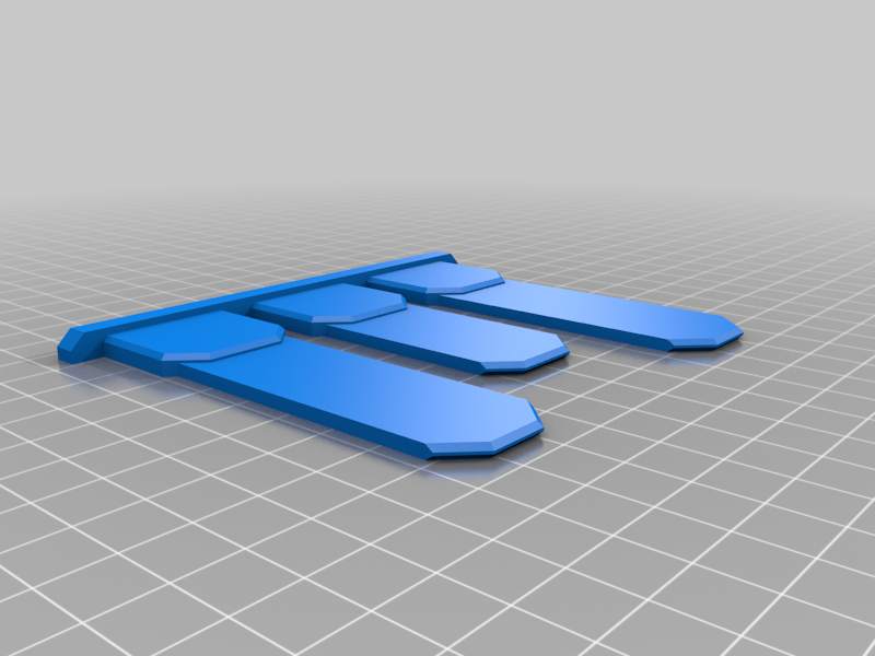 sar_12_mag_pouch_DOWN_M3_TONG.png Download free STL file SAR12 MAG Pouch Molle DOWN edition • 3D printable object, UntangleART