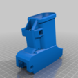 TIPX_MCS_BOLT_vector.png Download free STL file Tippmann TIPX to MCS BOLT or Blizzard Adapter Vector edition • 3D print template, UntangleART