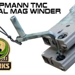 TMW_PIC_v_w.jpg Download free STL file Tippmann TMC Dual Mag Winder • Object to 3D print, UntangleART