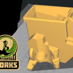 Télécharger fichier impression 3D gratuit Adaptateur SIDE pour le magazine Tippmann TMC to TIP 98, UntangleART