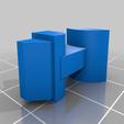 DMAG_MAGWELL_T_L_PARTX_v5.png Télécharger fichier STL gratuit MCS DMAG / HELIX Adaptateur universel de magazine GAUCHE • Objet à imprimer en 3D, UntangleART