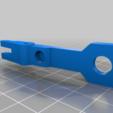 CE3_DMAG_MAGWELL_T_L_PART_v4.png Télécharger fichier STL gratuit MCS DMAG Helix to cyclone Magazine Down Adapter • Plan à imprimer en 3D, UntangleART