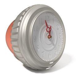 Capture.JPG Télécharger fichier STL Horloge de chevet - M • Modèle imprimable en 3D, 3dprinting_cafe