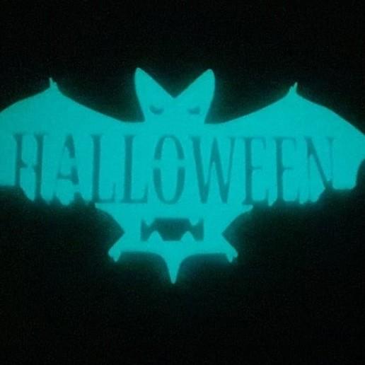 Télécharger fichier STL gratuit Chauve-souris d'Halloween, jcandanedo1989