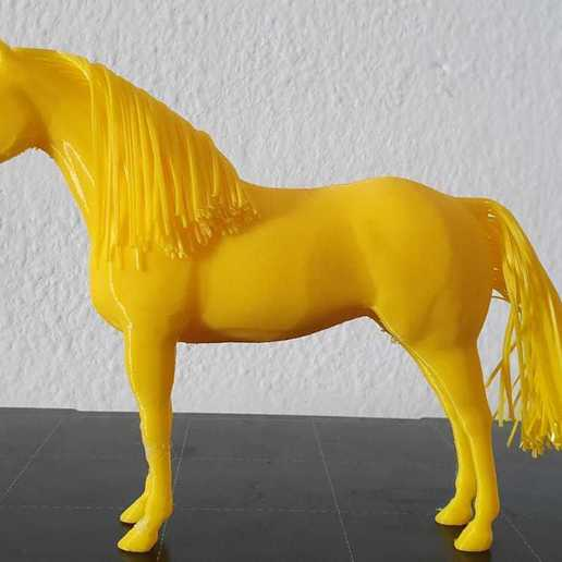 Download free STL file Fast horse • 3D print object, MaJoReRo