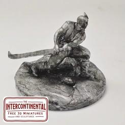 MAKE 1.jpeg Télécharger fichier OBJ Nordic Warrior • Design pour imprimante 3D, TheIntercontinental