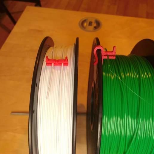 Télécharger fichier STL gratuit Clips de filament de 1,75 mm • Modèle pour impression 3D, medmakes