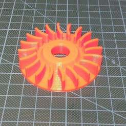 Download free 3D printing models Fan Wheel Drilling Machine, medmakes