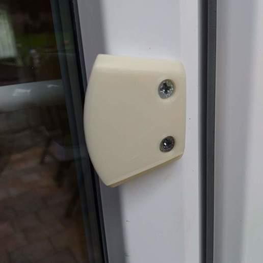 Download free 3D printer model Terrace Door Handle, medmakes