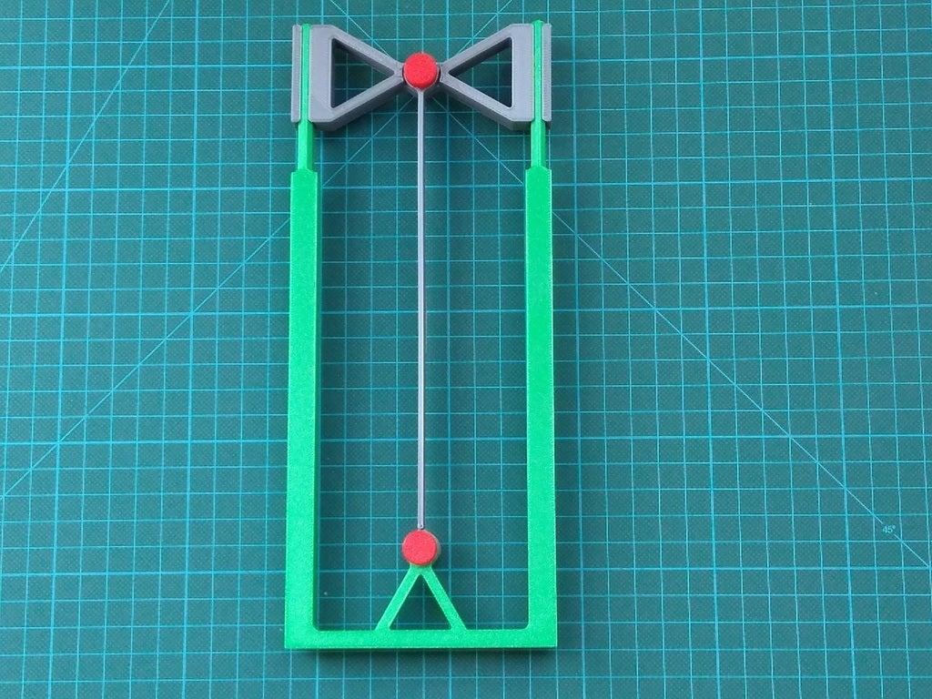 847584da8468cdcf0c425fdec2cafbe8_display_large.jpg Download free STL file Column Buckling (Euler Buckling) • 3D printable object, medmakes