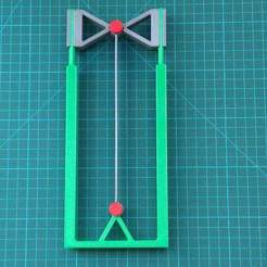 Download free 3D printing files Column Buckling (Euler Buckling), medmakes