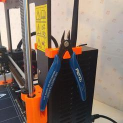 Descargar archivos 3D gratis Portaherramientas mínimo de Prusa, medmakes