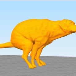 Télécharger modèle 3D Chien Courant, elxedgames