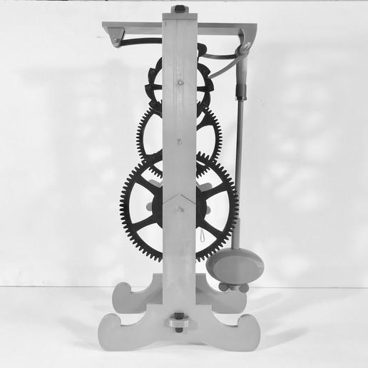 Télécharger fichier STL gratuit Conception de l'échappement de Galileo • Design pour imprimante 3D, JacquesFavre