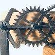 Download free 3D printer designs The First Clock, jacqueshfavre