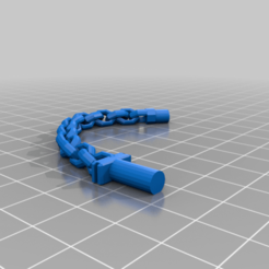 Transformers_-_Fixed_Chain_Action_Bend.png Download free STL file Transformers - Chain Mace and Nunchuks • 3D printing model, Firetox