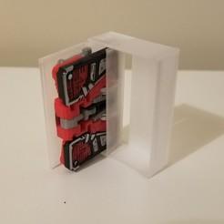 87620262_609220359859373_2906314368163512320_n.jpg Télécharger fichier STL gratuit Siège des transformateurs - Affaire des cassettes • Design pour imprimante 3D, Firetox