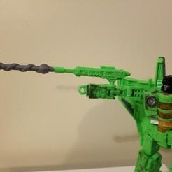 Descargar Modelos 3D para imprimir gratis Transformers Siege - Efecto de rayo especial, Firetox