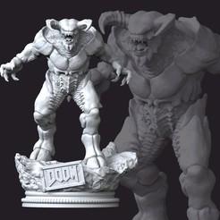 1.jpg Télécharger fichier STL Le baron de l'enfer • Objet à imprimer en 3D, RandomDesign