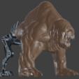 Download 3D printer templates Pinky Demon (Doom 3), Semper