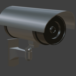 Download free 3D printer designs Security camera, Semper