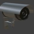 Download free STL file Security camera • 3D print design, Semper