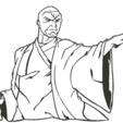 LV1toCults.png Descargar archivo STL Harry P. Vs Voldemort Part1 • Modelo para la impresora 3D, miguelonmex