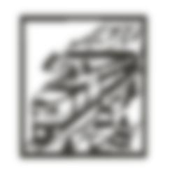 miTrenSq.stl Descargar archivo STL Train view • Plan de la impresora 3D, miguelonmex