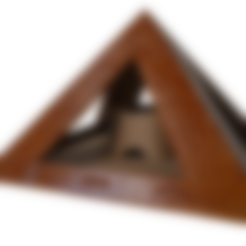 PiramidWS_15cm.stl Descargar archivo STL PIRAMIDE ENERGÉTICA #3 • Objeto para imprimir en 3D, miguelonmex