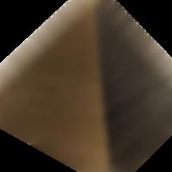 piramid.stl Descargar archivo STL PIRAMIDE ENERGÉTICA #4 • Modelo para la impresión en 3D, miguelonmex