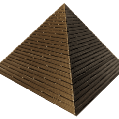 mc4.png Download STL file ENERGY PYRAMID #4 • 3D printable model, miguelonmex