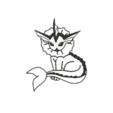 vaporeontoCults.png Descargar archivo STL Vaporeon Pokemon for Wall • Plan imprimible en 3D, miguelonmex