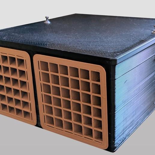 1.jpg Descargar archivo STL Aire Acondicionado (lavado) • Diseño para impresión en 3D, miguelonmex