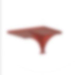 meShelve.stl Descargar archivo STL Single shelve • Plan de la impresora 3D, miguelonmex