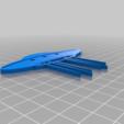meUfo.png Descargar archivo STL gratis OVNI 2D para la pared • Objeto para imprimir en 3D, miguelonmex