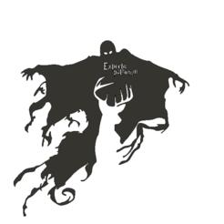 DementorPatronusTTo.png Télécharger fichier STL Dementor Patronus • Plan imprimable en 3D, miguelonmex