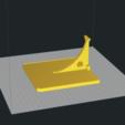 meShelve1.png Descargar archivo STL Single shelve • Plan de la impresora 3D, miguelonmex