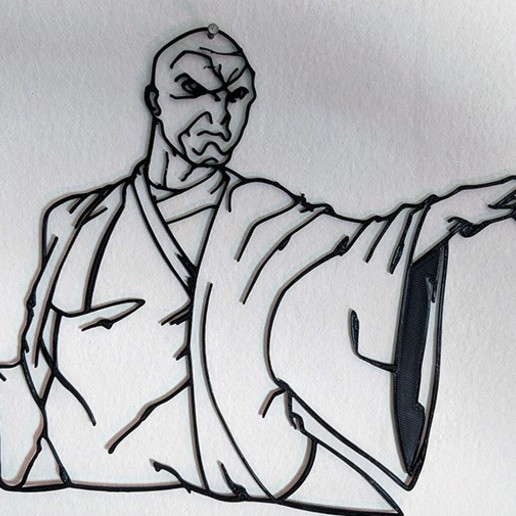 LV1toCults.jpg Descargar archivo STL Harry P. Vs Voldemort Part1 • Modelo para la impresora 3D, miguelonmex