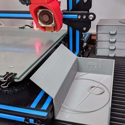 tt1.jpg Descargar archivo STL gratis Bandeja de basura • Objeto para impresión 3D, miguelonmex
