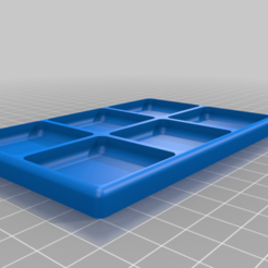 Download free 3D printer files Parts Tray, aecampana