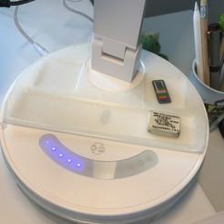 Télécharger fichier imprimante 3D gratuit Organisateur pour Taotronics TT-DL13, aecampana