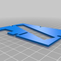 RC_Swamp_Dawg_Servo_Plank_v1.png Télécharger fichier SCAD gratuit Mont servo RC Swamp Dawg • Objet pour imprimante 3D, aecampana