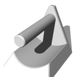 Télécharger fichier STL gratuit Support papier WC , Creathur