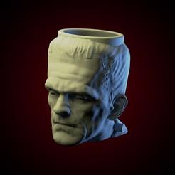 ig 13.jpg Download STL file Frankenstein Pen • Object to 3D print, AriAcosta