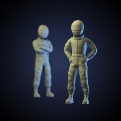 ig 4.jpg Download STL file Race drivers • 3D printable object, AriAcosta